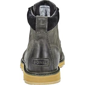 Sorel Madson Moc Toe Shoes Men Grill/Black
